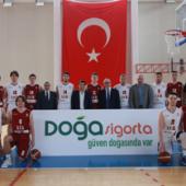 Doğa Sigorta ile İTÜ Spor Kulübü Gençlik için Omuz Omuza
